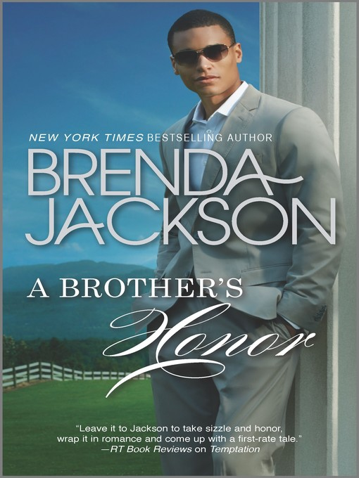 Title details for A Brother's Honor by Brenda Jackson - Available