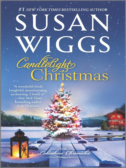 Title details for Candlelight Christmas by SUSAN WIGGS - Wait list