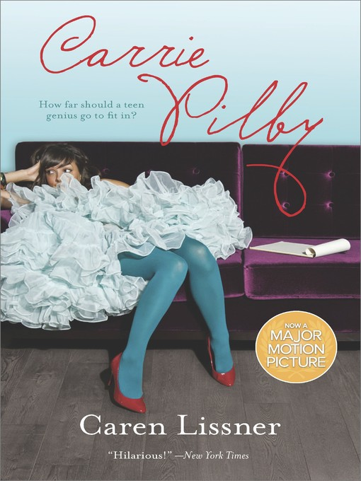 Title details for Carrie Pilby by Caren Lissner - Wait list