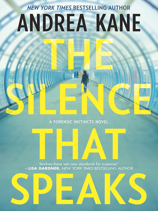 Title details for The Silence That Speaks by Andrea Kane - Available