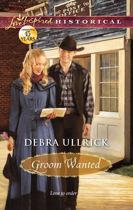 Title details for Groom Wanted by Debra Ullrick - Available