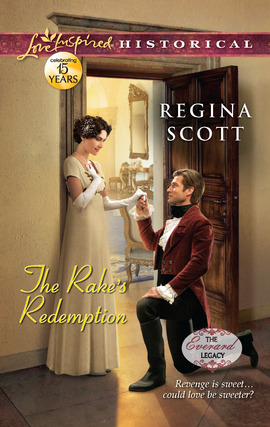 Title details for The Rake's Redemption by Regina  Scott - Available