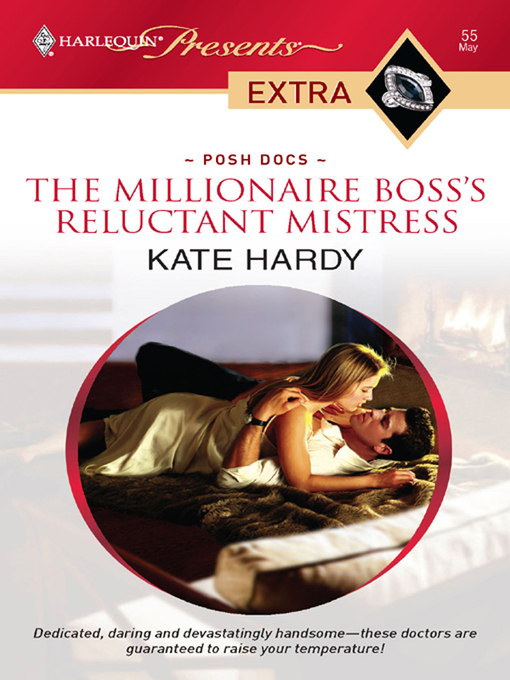 Title details for The Millionaire Boss's Reluctant Mistress by Kate Hardy - Available