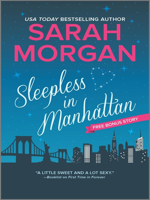 Title details for Sleepless in Manhattan by Sarah Morgan - Available