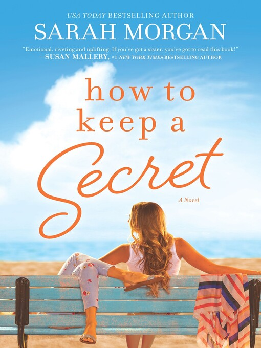 Title details for How to Keep a Secret by Sarah Morgan - Available