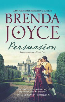 Title details for Persuasion by Brenda Joyce - Wait list