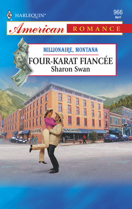 Title details for Four-Karat Fiancee by Sharon Swan - Available