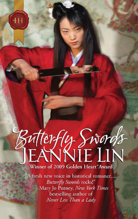 Title details for Butterfly Swords by Jeannie Lin - Available
