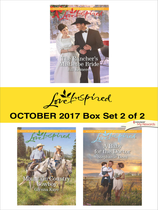 Title details for Harlequin Love Inspired October 2017--Box Set 2 of 2 by Jill Kemerer - Available