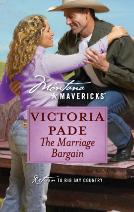 Title details for The Marriage Bargain by Victoria Pade - Available
