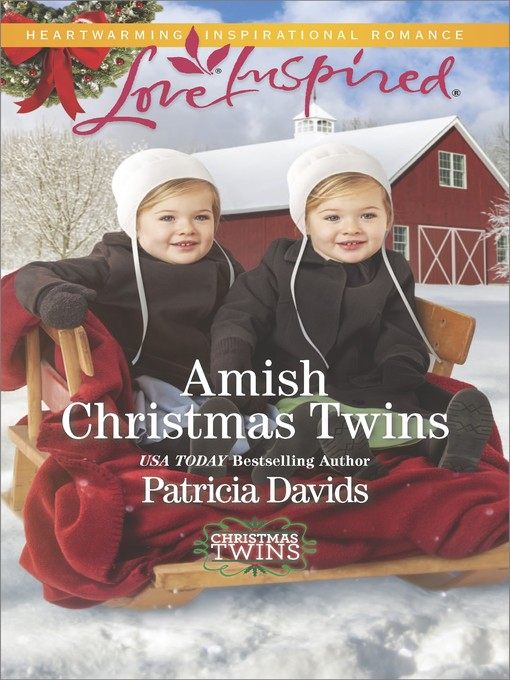 Title details for Amish Christmas Twins by Patricia Davids - Wait list