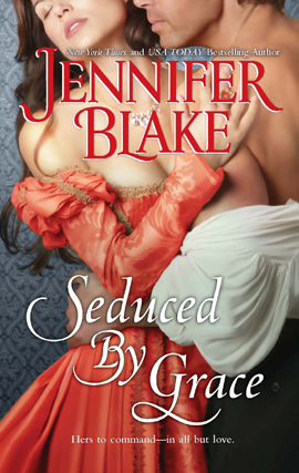 Title details for Seduced by Grace by Jennifer Blake - Available
