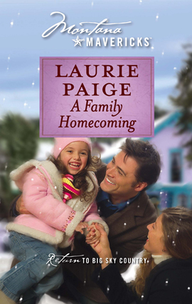 Title details for A Family Homecoming by Laurie Paige - Available