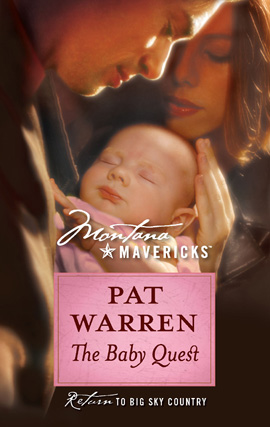 Title details for The Baby Quest by Pat Warren - Available