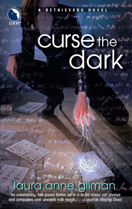 Title details for Curse the Dark by Laura Anne Gilman - Available