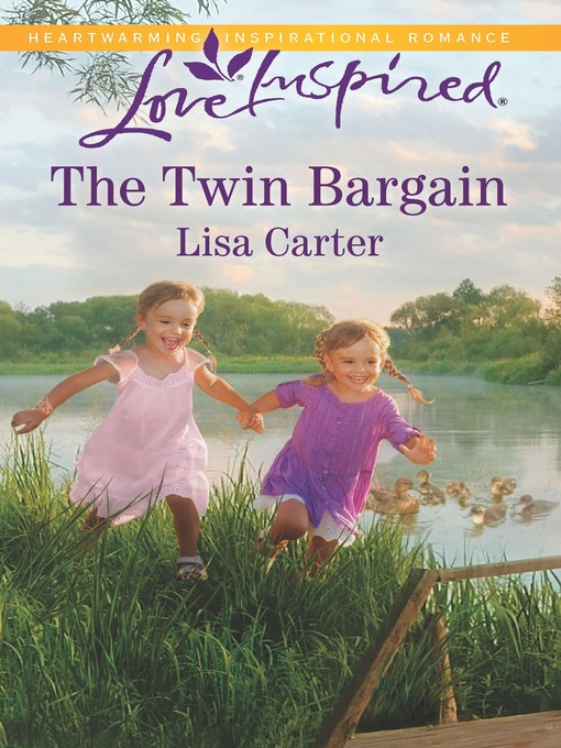 Title details for The Twin Bargain by Lisa Carter - Wait list