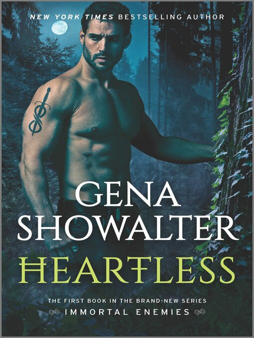 Title details for Heartless by Gena Showalter - Wait list