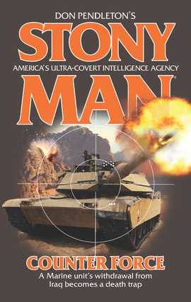 Title details for Counter Force by Don Pendleton - Available