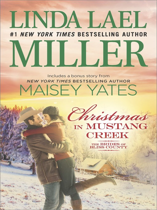 Cover of Christmas in Mustang Creek