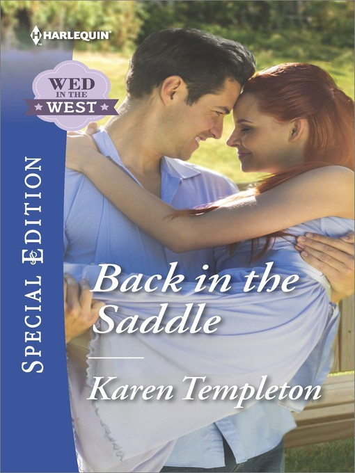 Title details for Back in the Saddle by Karen Templeton - Wait list