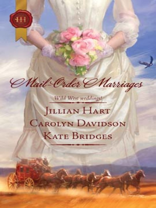 Title details for Mail-Order Marriages by Jillian Hart - Available