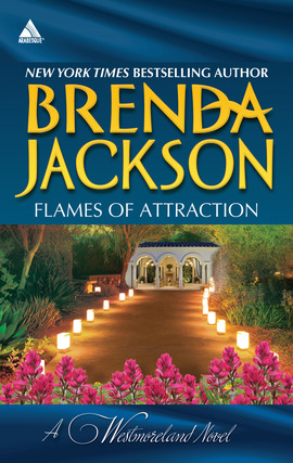 Title details for Flames of Attraction by Brenda Jackson - Available