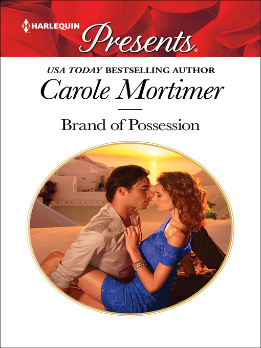 Title details for Brand of Possession by Carole Mortimer - Wait list