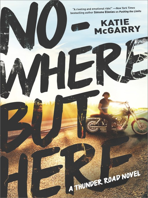 Cover image for Nowhere But Here