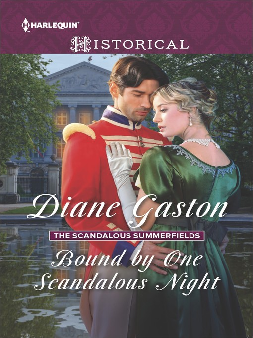 Title details for Bound by One Scandalous Night by Diane Gaston - Wait list