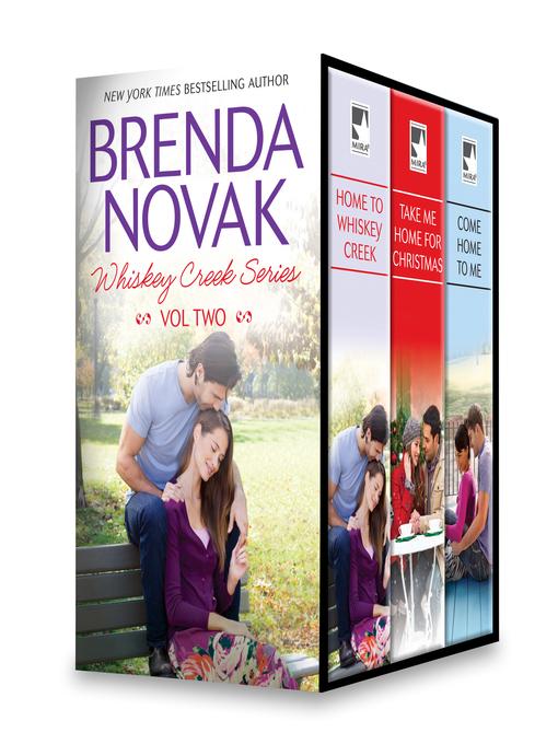 Title details for Brenda Novak Whiskey Creek Series Vol Two by Brenda Novak - Wait list