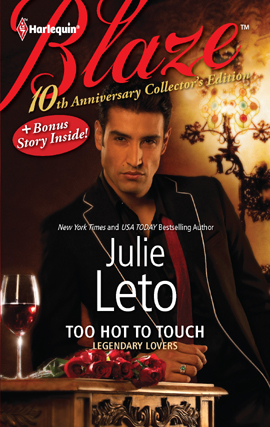 Title details for Too Hot to Touch by Julie Leto - Available