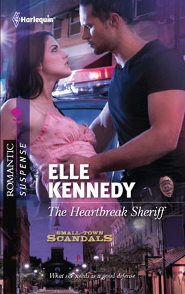 Title details for The Heartbreak Sheriff by Elle Kennedy - Available