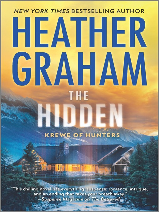 Title details for The Hidden by Heather Graham - Wait list