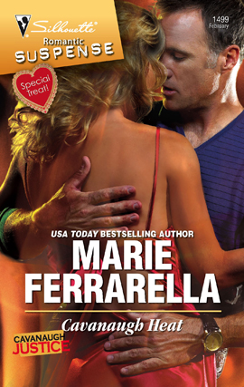 Title details for Cavanaugh Heat by Marie Ferrarella - Available