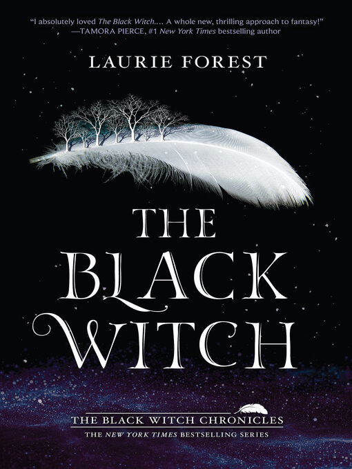 Title details for The Black Witch--An Epic Fantasy Novel by Laurie Forest - Wait list