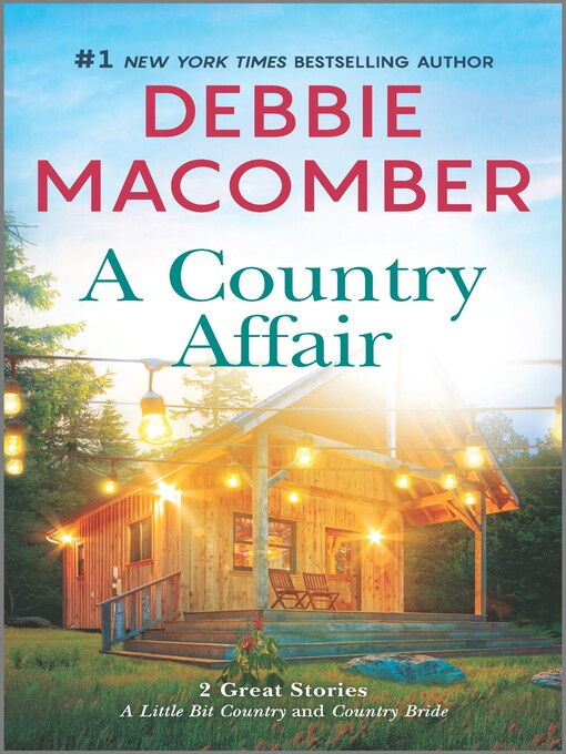 Title details for A Country Affair by Debbie Macomber - Wait list