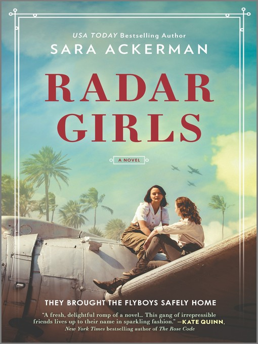 Title details for Radar Girls by Sara Ackerman - Available