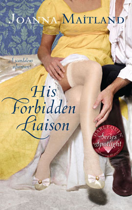 Title details for His Forbidden Liaison by Joanna Maitland - Wait list