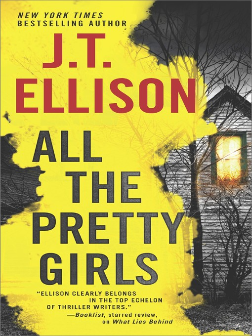 Title details for All the Pretty Girls by J.T. Ellison - Wait list
