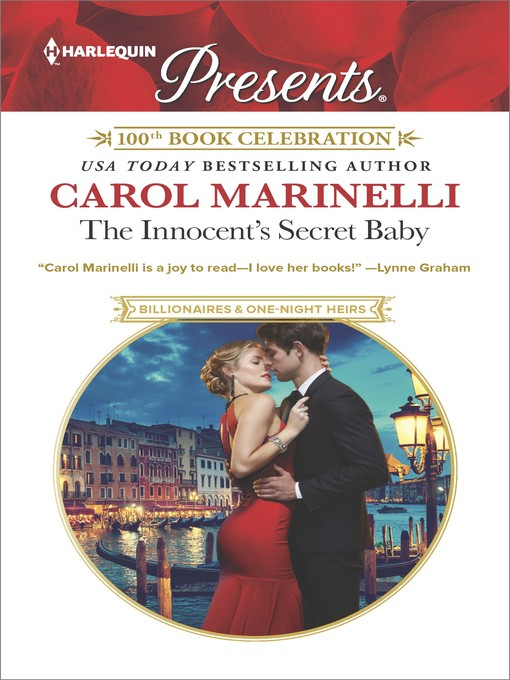 Title details for The Innocent's Secret Baby by Carol Marinelli - Wait list
