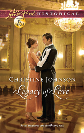Title details for Legacy of Love by Christine Johnson - Available