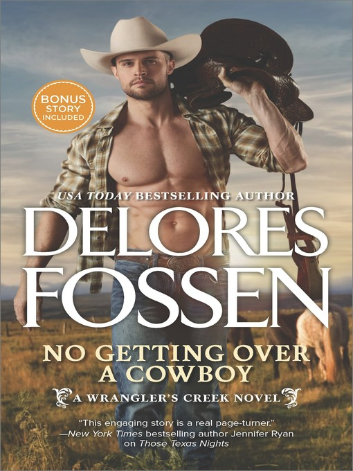 Title details for No Getting Over a Cowboy by Delores Fossen - Wait list
