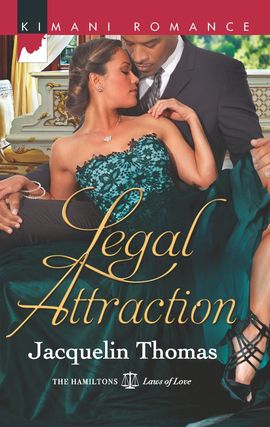 Title details for Legal Attraction by Jacquelin Thomas - Available