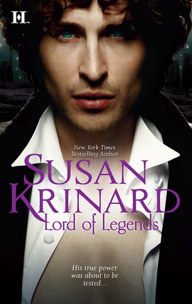 Title details for Lord of Legends by Susan Krinard - Available