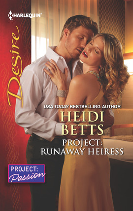 Title details for Project: Runaway Heiress by Heidi Betts - Wait list