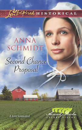 Title details for Second Chance Proposal by Anna Schmidt - Wait list