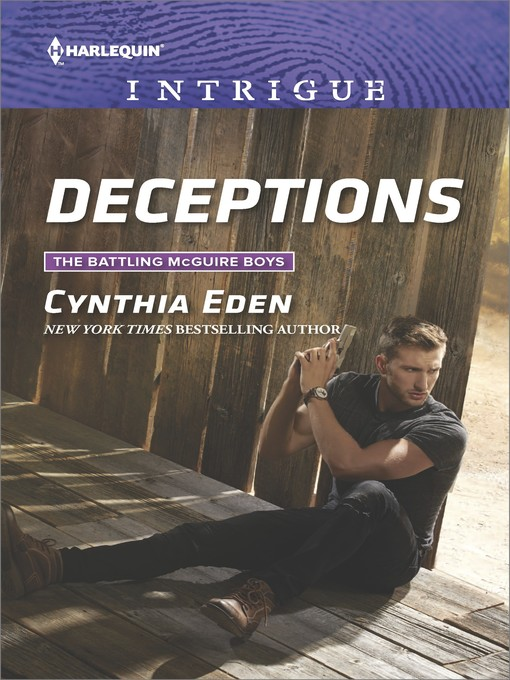 Title details for Deceptions by Cynthia Eden - Wait list