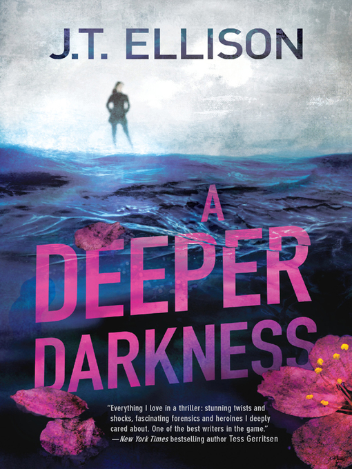Cover of A Deeper Darkness