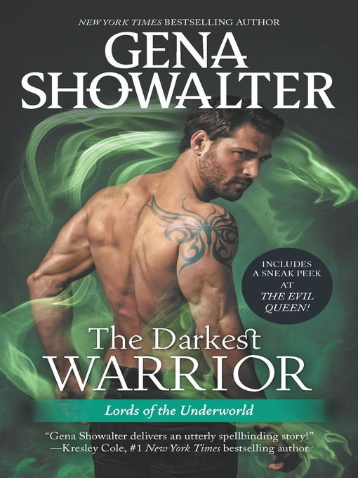 Cover of The Darkest Warrior