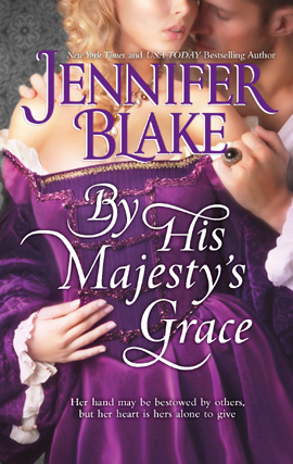 Title details for By His Majesty's Grace by Jennifer Blake - Available
